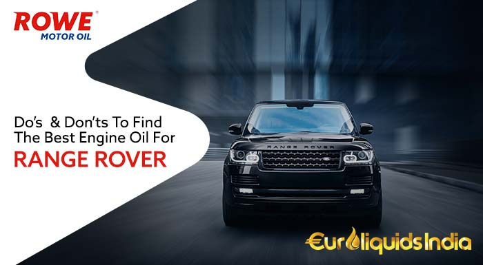 best-engine-oil-for-range-rover