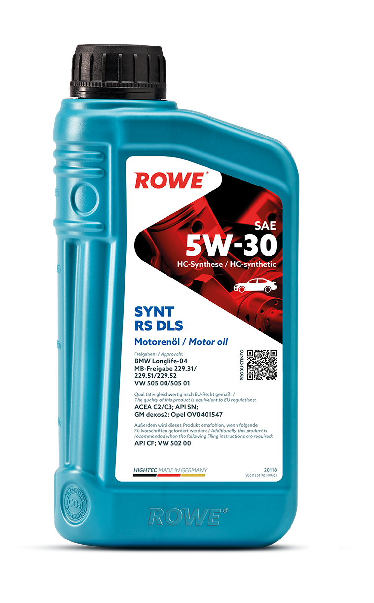 HIGHTEC SYNT RS DLS SAE 5W-30